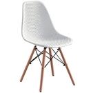 餐椅 CV-756-5 白色納基餐椅【大眾家居舘】