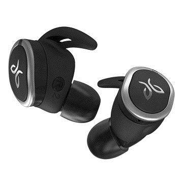 台灣公司貨『 Jaybird RUN 黑色 』真無線 藍牙運動耳機/藍牙4.0/防汗/防潑水/12小時便攜電力