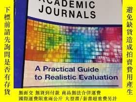 二手書博民逛書店Evaluating罕見Research in Academic Journals(5th edition) (大