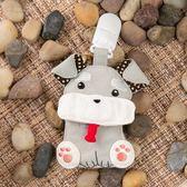 Kiro貓‧雪納瑞 拼布包 造型平安符收納袋夾/寶寶香火袋【222698】