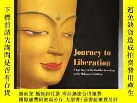二手書博民逛書店Journey罕見to LiberationY218789
