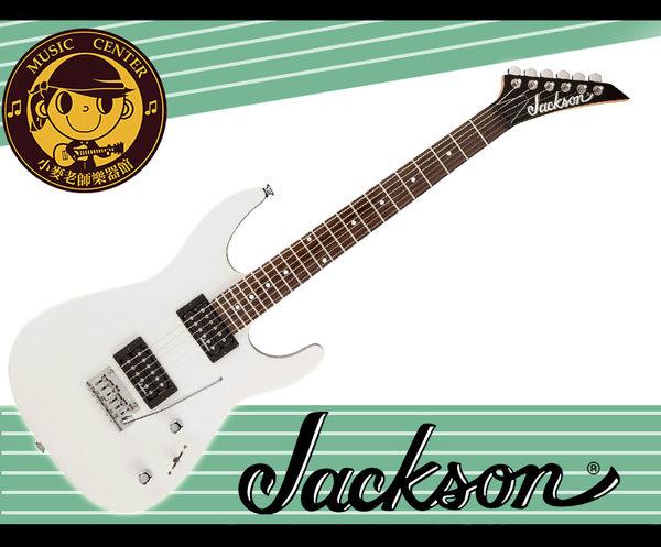 【小麥老師 樂器館】JACKSON 公司貨 JS11 小搖座 22琴格 白色 WH 雙雙 拾音器 電吉他