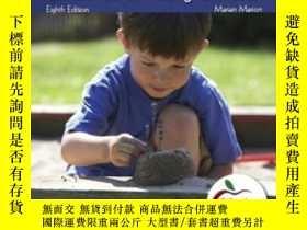 二手書博民逛書店Guidance罕見Of Young Children 8th
