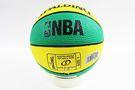 【SPALDING】NBA NO.1 迷你小球 黃綠 2顆裝 籃球(SPA66994)