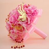 新款新娘結婚手捧花