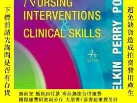 二手書博民逛書店Nursing罕見Interventions & Clinical SkillsY364682 Elkin,