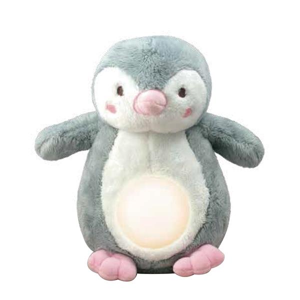 小牛津 - 安撫企鵝寶貝 聲光音樂小夜燈