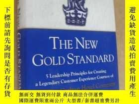 二手書博民逛書店The罕見New Gold Standard:5 Leaders