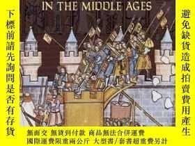 二手書博民逛書店Castles罕見And Warfare In The Middle AgesY256260 Eugene-e