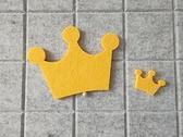 創意清新北歐子母皇冠 幼兒園作品毛氈展示板軟木板照片牆留言板 HM 范思蓮思