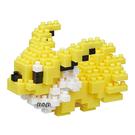 《 Nano Block 迷你積木 》【 神奇寶貝 系列 】 NBPM - 021 雷精靈 ╭★ JOYBUS玩具百貨