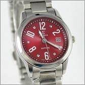 【萬年鐘錶】SIGMA日系 紅時尚女錶 88023L-14