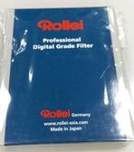 【Rollei】原廠抗UV保護鏡   58mm