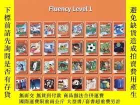 二手書博民逛書店Orange橙色套裝8罕見6-8歲 Fluency level