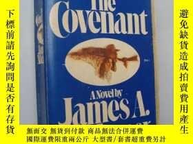 二手書博民逛書店The罕見Covenant 乾淨未閱Y146810 James