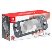 [哈GAME族]免運費 可刷卡●預購加贈保護貼●Nintendo Switch Lite 灰色 攜帶縮小版 9/20發售預購