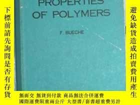 二手書博民逛書店英文版:Physical罕見Properties of Poly