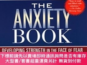 二手書博民逛書店The罕見Anxiety BookY255174 Davidson, Jonathan Berkley Pub