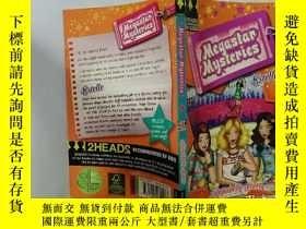 二手書博民逛書店megastar罕見mysteries:巨星奧秘Y200392