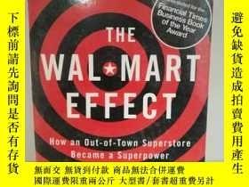 二手書博民逛書店沃爾瑪效應罕見The Wal-Mart Effect:How a
