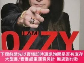二手書博民逛書店英國搖滾歌手罕見奧茲·奧斯朋 自傳 I Am Ozzy by Ozzy Osbourne (流行音樂) 英文原