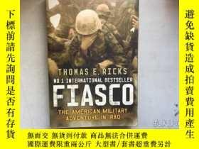 二手書博民逛書店Fiasco罕見: The American Military