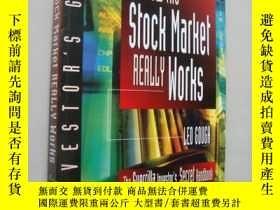 二手書博民逛書店How罕見the stock market realy work