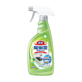 魔術靈廚房清潔劑青蘋不刺鼻噴槍瓶(500ml) 【康是美】