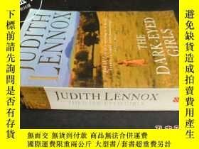 二手書博民逛書店JUDITH罕見LENNOX THE DARK EYED GIR