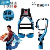 【海夫健康生活館】樂鈞科技 INNOPHYS 輔助力25.5kgf 超輕量 穿戴式外骨骼肌力裝(緊身/柔軟)