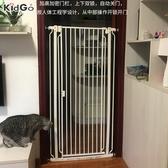 120公分高 寵物門欄 免打孔擋貓欄杆圍欄 貓籠 加高柵欄 加密狗圍欄 可拆卸隔離門
