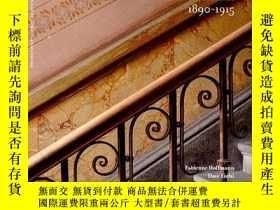 二手書博民逛書店Escaliers罕見- Decors et Architect