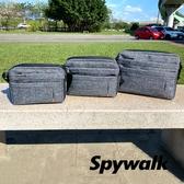 SPYWALK 素面簡約休閒側背包 (大款) NO:1889