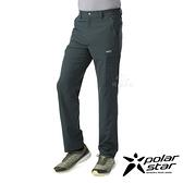PolarStar 男 吸排抗UV機能長褲『炭灰』P21363 戶外 休閒 登山 露營 運動褲 釣魚褲