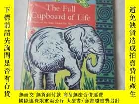 二手書博民逛書店The罕見full cupboard of lifeY20677