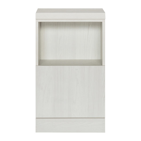 【Arkhouse】伯利恆系列-書房單門二格右開門1.5尺單矮櫃 W45*H78*D35