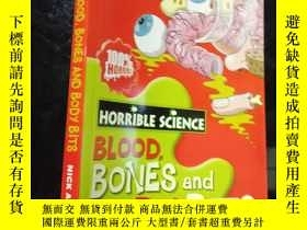 二手書博民逛書店BLOOD罕見BONES and BODY BITSY12498