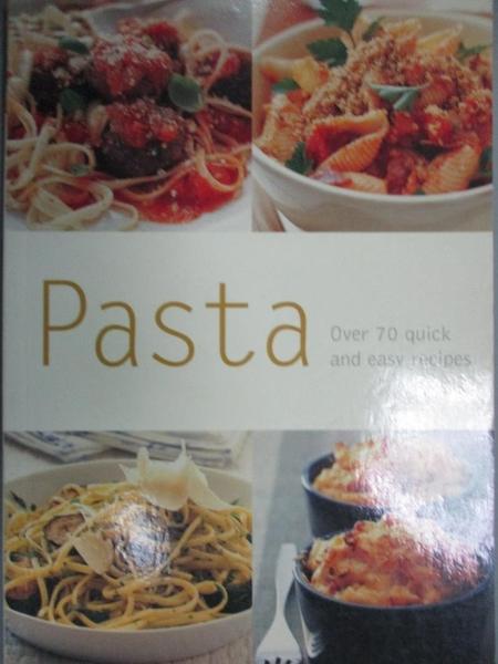 【書寶二手書T8/餐飲_LNX】Pasta (Pyramid PB)