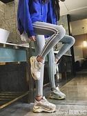 瑜伽長褲 打底褲女外穿春秋2021新款保暖運動黑色秋冬加絨灰色緊身瑜伽褲子  榮耀 上新