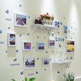 創意小相框掛墻組合連身掛簡約照片墻裝飾7寸相片框畫框裝裱擺台
