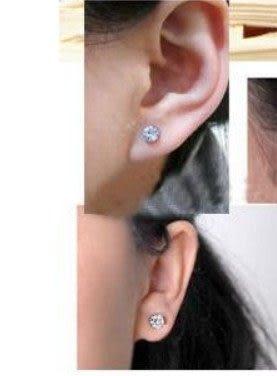 磁鐵耳環(無須耳洞)