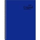 《享亮商城》AD3101 13K原色膠圈筆記(藍)  美加美