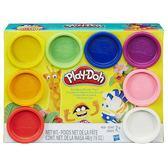 Play-Doh 培樂多黏土 八色組 【鯊玩具Toy Shark】