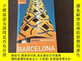 二手書博民逛書店Pocket罕見Rough Guide Barcelona (Rough Guide Pocket Guides)
