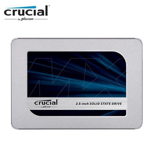 美光 Micron Crucial MX500 2T 2TB 2.5吋 SSD 固態硬碟 CT2000MX500SSD1