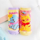 迪士尼櫻花系直版親子襪-維尼/小飛象 襪子 童襪 短筒襪