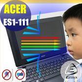 【EZstick抗藍光】ACER ES1-111 系列 防藍光護眼鏡面螢幕貼 靜電吸附