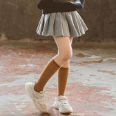 女童短裙秋冬裝2018新款韓版大兒童洋氣外穿半身裙子小女孩時髦潮