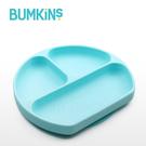 美國 Bumkins 矽膠餐盤(水藍)