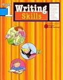 二手書博民逛書店《Writing Skills: Grade 1 (Flash Kids Harcourt Family Learning)》 R2Y ISBN:9781411404793